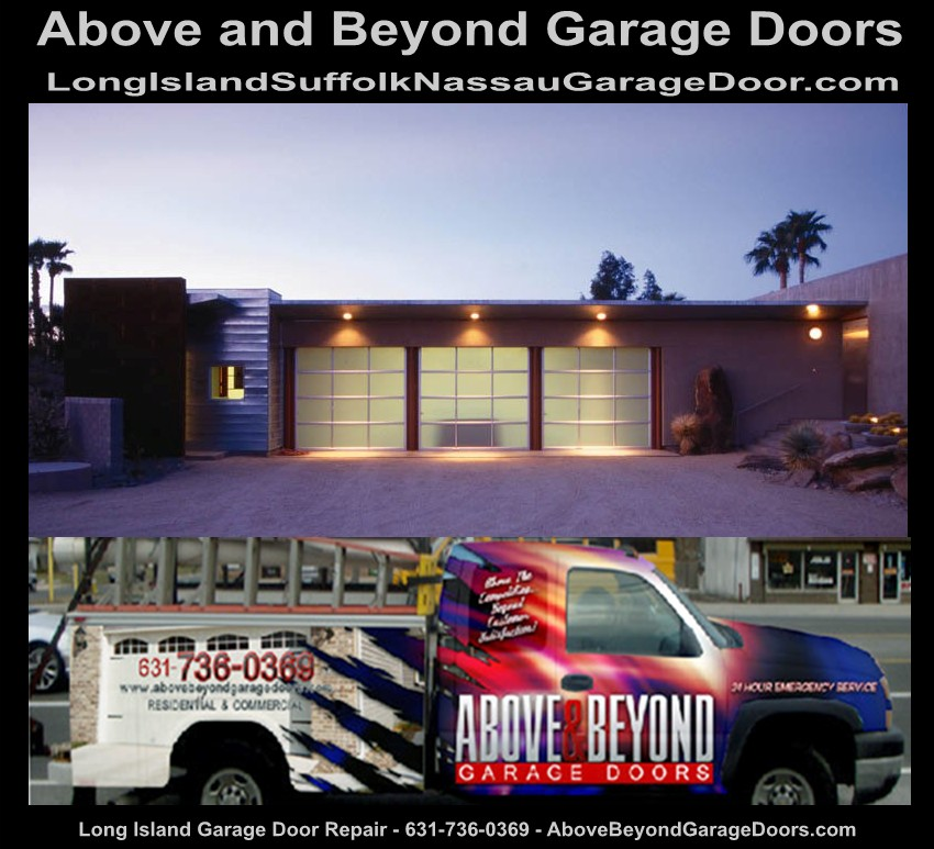Long Island Garage Doors Openers Repairs-4* 88 * Above and Beyond Garage Door | Overhead Door Parts Ridge NY