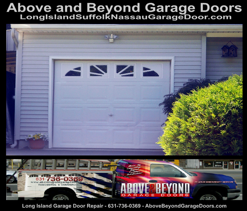 Garage Door Repair Long Island NY * Above and Beyond Garage Door | Garage Door Repairs Long Island NY