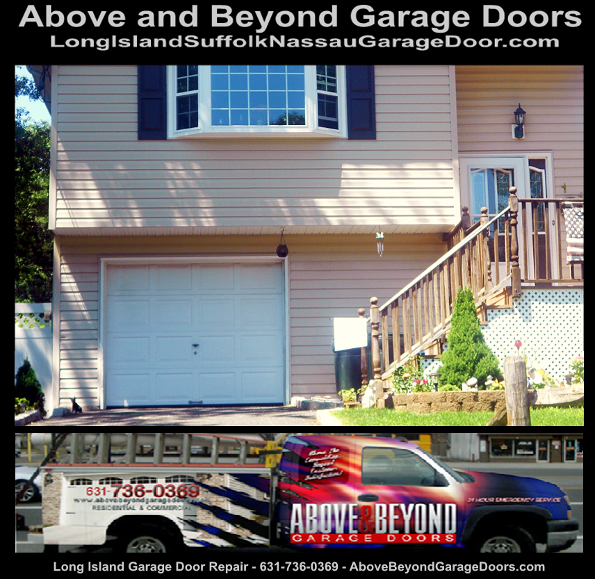 Garage Door Repair Inwood NY * Above and Beyond Garage Door | Garage Door Openers