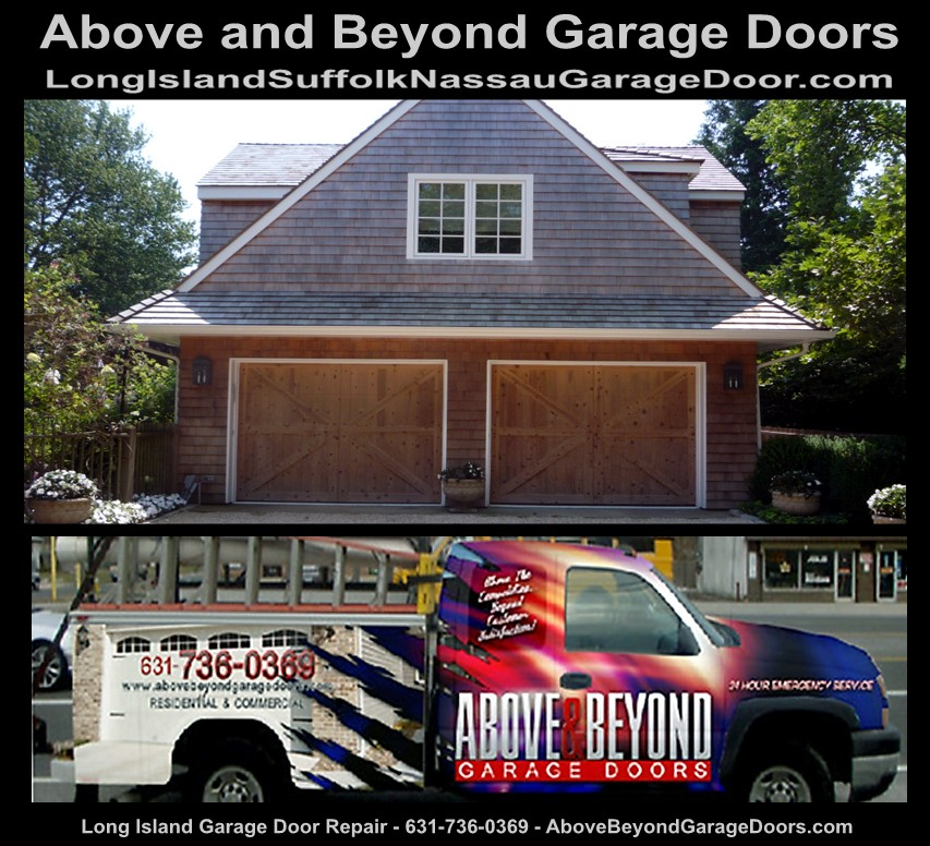 Suffolk County NY Garage Doors | Suffolk County NY Garage Doors Repair | Suffolk County NY Garage Doors Residential | Suffolk County NY Garage Roller Doors | Suffolk County NY Liftmaster Garage Door Openers  * Above and Beyond Garage Door | Stanley Garage Door Openers Suffolk County NY
