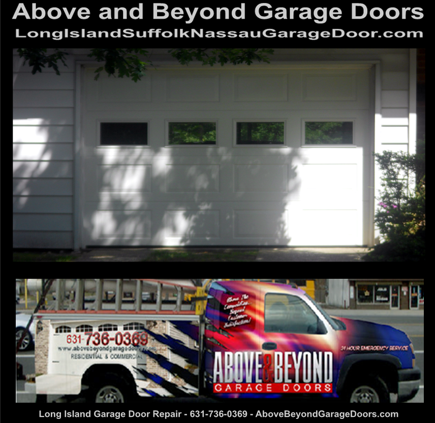 Garage Doors Openers and Repairs Levittown NY